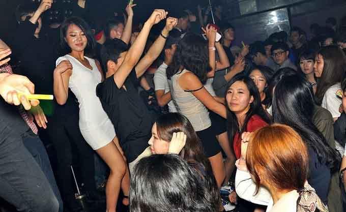 04 - Ночные клубы Сеула