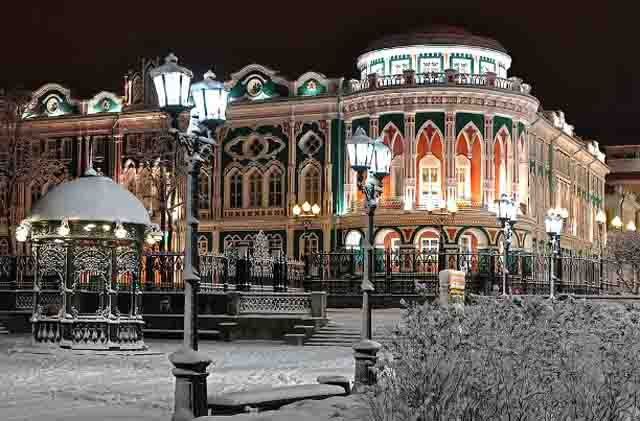 366 - Иностранные туристы выбрали Екатеринбург