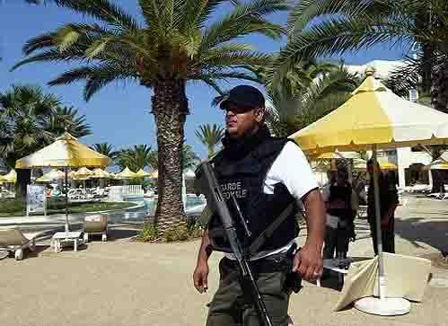 74575 - Кто обеспечит безопасность туристов в Турции?